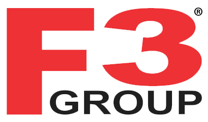 f3 group logo