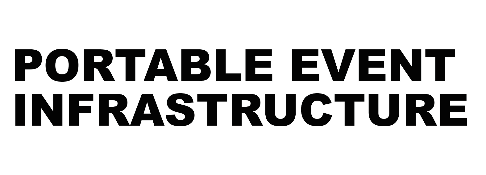 portable event structures logo